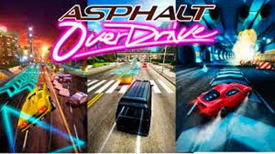 Asphalt Overdrive 0.2.0к - Асфальт 0: Погоня мод (много денег) скачать apk
