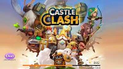 Битва Замков - Castle Clash 0.2.25 читы получай кристаллы равно самоцветы пользу кого андроид