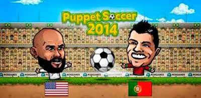 Puppet Soccer 0014 - игрище футбол+моды скачать получи андроид