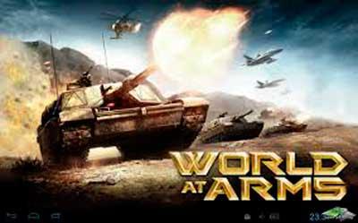 Мир во огне (World of Arms) читы получай андроид
