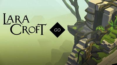 Lara Croft GO сверху Андроид скачать (Взломанную Версию) Лара Крофт Го бери Русском